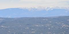 Le Mont Ventoux vue de Oppde-le- Vieux (salva1745) Tags: de le mont vue vieux ventoux oppdele