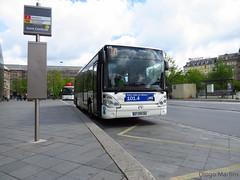 Carreira 10 (d.martins89) Tags: bus tram strasbourg transports estrasburgo cts