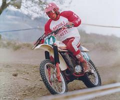 Viarengo Piero (motocross anni 70) Tags: ktm motocross 1979 250 motocrosspiemonteseanni70 pieroviarengo