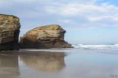 praia das catedrais01 (pili.r243) Tags: espaa galicia lugo ribadeo praiadascatedrais