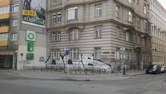 Exposition (.voyageur.) Tags: vienna wien graffiti austria sterreich ocb