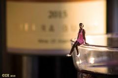 Inge Hoogendoorn (ingehoogendoorn) Tags: sun spring warm wine dusk free littlepeople lente zon smallworld tinypeople wijn noch genieten preiser vrij zonnestralen tinyworld f7d tinypeoplebigworld foto7daagse eerstewarmelentedag