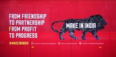 Aiming to Make Things in India (l plater) Tags: sydney wikipedia kentstreet narendramodi busadvertising mobilebillboard makeinindia bussidesurfaceadvert