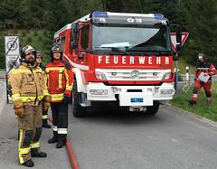 Liechtenstein Fire Brigade - Firefighters  49 (Hellebardius) Tags: feuerwehr bomberos firedepartment pompiers firefighers vigilidelfuoco pompiere feuerwehrleute servicedesincendies brandweerlieden firefightersliechtenstein