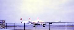 Chicago Midway Airport - TWA - Lockheed Constellation (twa1049g) Tags: chicago airport 1956 midway lockheed twa constellation 4r