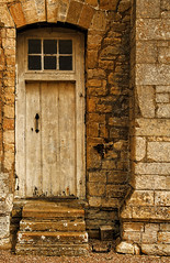 Old Door (Den Gilbert) Tags: old colour church stone buildings photography ancient doors lincolnshire churchyard standrews timberland religous churchlincolnshiretimberlandstandrewsdoorsoldancientreligouschurchyardstonebuildingsphotography