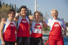 Francesca Raschioni, Alberta Zamboni, Anna Moretti, Cristiana Cervigni