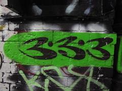 333 (duncan) Tags: graffiti 333 leakestreet