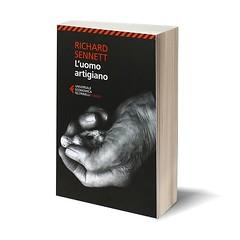 Filosofia dell'artigiano storico e moderno.  Libro non facile ma interessante per la biblioteca del maker.