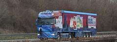 D - Heinz Hintzen >Modernisierer< DAF XF 105 SSC (BonsaiTruck) Tags: truck lorry camion trucks 105 airbrush ssc lastwagen daf lorries lkw xf hintzen lastzug einz modernisierer