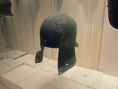 GR01B02-0022 (classicsuwtsd) Tags: helmet late illyrian olympiamuseum mid6thbce