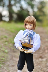 Everett (Suliveyn) Tags: world doll bjd benjamin leeke leekeworld