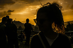 Val (Csar7Ros) Tags: sunset girl female contraluz atardecer model backlighting