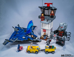 Lego 76051 - Marvel - Super Hero Airport Battle (gnaat_lego) Tags: lego review ironman superheroes marvel captainamerica warmachine antman scarlettwitch wintersoldier 76051 gnaat agent13 captainamericacivilwar superheroairportbattle hellobricks