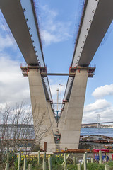 JGR_0153 (Jistfoties) Tags: forth queensferry southqueensferry forthbridges civilengineering newforthcrossing pictorialrecord queensferrycrossing