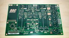 DAC PCB (Dominik Idziniak (d3211)) Tags: diy electronics dac audio hifi ak4490