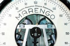 Bilancia (annovi.frizio) Tags: street industry shop vintage market antica scales heavy measure trade mercato industria weight seller marengo weighing peso commercio bilancia pesare commerciante
