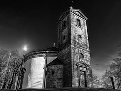 Kapelle_Armesberg (tomsierekphotography) Tags: building church germany bayern deutschland bavaria blackwhite kirche olympus gebude omd oberpfalz kemnath