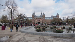 P4280744 () Tags: holland amsterdam museumplein