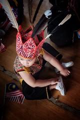 Our Native Boy (kbenmr) Tags: boy kids native sarawak malaysia iban sriaman