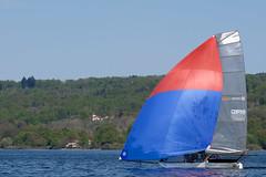 _DSF3881 (Frank Reger) Tags: bayern regatta skiff segeln segelboot 18ftammersee