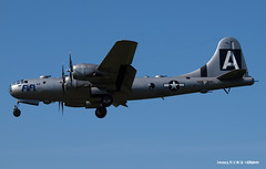 160330_17_Fifi (AgentADQ) Tags: plane airplane airport force florida aviation air international leesburg boeing bomber fifi warbird commemorative b29 superfortress