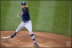 Chris Archer - Tampa Bay Rays (WordOfMouth) Tags: baseball safecofield pitcher mlb tampabayrays chrisarcher