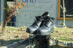 Boots (aliabdullah.176) Tags: trip travel las winter pakistan 50mm boots adventure society t3i lums