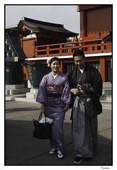 JATI201510_1767R_FLK (Valentin Andres) Tags: japan tokyo pareja kimono asakusa japonesa japon tokio