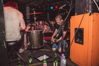 June 16, 2015 // Metz @ Underworld // Shot by Daniel Quesada