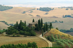 Podere Belvedere in Val dOrcia (Gregor  Samsa) Tags: summer vacation italy holiday classic rural italia view traditional august unesco val tuscany vista belvedere toscana overlook viewpoint worldheritage podere dorcia valdorcia poderebelvedere