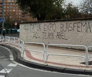 DiosTeAmaAbel-pintadafrenteaexpo