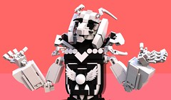 Asriel Dreemurr 10 (pb0012) Tags: game monster video lego character goat indie videogame ldd asriel indiegame undertale asrieldreemurr dreemurr