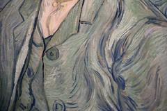 Van Gogh, detail (forest-raven) Tags: selfportrait paris france art painting vangogh musedorsay orsaymuseum impressionsim impressionistpainting impressionistpainter