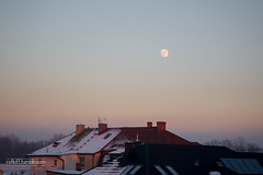 23-365 (Rotkiff) Tags: winter sunset sky moon lumix photo daily panasonic g6 dailyphoto photochallenge