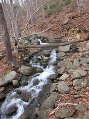 20151127,154433,Canon PowerShot S95 (orndorffr) Tags: mountain virginia hiking climbing va oldragmountain oldrag