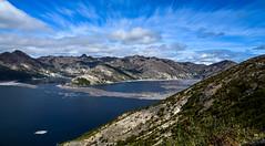Spirit Lake, Washington at the base of Mount Saint Helens (maytag97) Tags: lake nikon c d750 wilderness cascademountains spiritlake cascademountainrange mountsainthelensarea maytag97