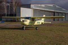 Private | Cessna 152 | SP-MAI | 01.02.2016 | Warsaw - Babice (Maciej Deli) Tags: private airport warsaw cessna 152 c152 babice spmai