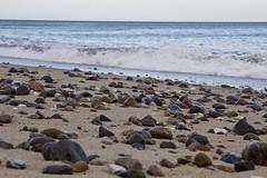 Washashores (brucetopher) Tags: beach rock stone rocks break stones wave pebbles shore shorebreak