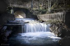 Claridad (victoria@) Tags: naturaleza rio agua montaa paseos larioja cascadas lugardelrio nikond5100
