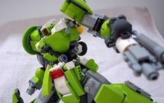 gcoref12 (chubbybots) Tags: lego armored core mech moc