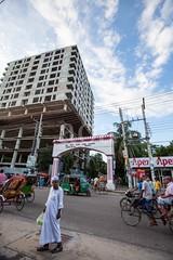 5D8_7276 (bandashing) Tags: road england people shopping manchester gate arch shops housing sylhet bangladesh socialdocumentary aoa bandashing akhtarowaisahmed amborkhana