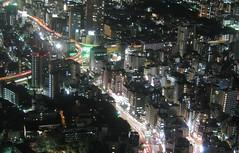 (tadanohomohomo) Tags: japan tokyo nightscape tokyotower azabujuban