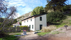 The Visitor Center on Santa Cruz