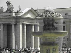 Italy - Rome, Vatican (PR Alejandra Perez) Tags: italy vatican europe sightseeing fountains vaticancity leska img0103jpg jenniferleska
