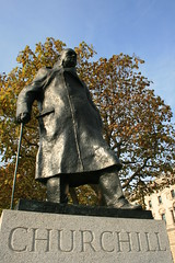 Parliament Square, Winston Churchill Statue (Stu.G) Tags: city uk greatbritain england london statue canon square eos october unitedkingdom britain united kingdom parliament parliamentsquare churchill 1855mm winston efs 27th 2015 capitalcity f3556 canonefs1855mmf3556 400d canoneos400d winstonchurchillstatue ukcapital october2015 271015 27102015 27oct15 27thoctober2015 parliamentsquarewinstonchurchillstatue