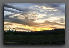 CREPSCULO III. (manxelalvarez) Tags: nubes cielos crepsculo serto solpor caatinga nubesdesolpor