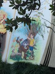 Tokyo Disneyland (jericl cat) Tags: park japan garden japanese tokyo disneyland disney line honey queue pooh theme hunt 2015 winniethepoohs
