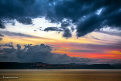 Tiberius And Sea Of Galilee (xnir) Tags: landscape israel nir xnir nirbenyosef