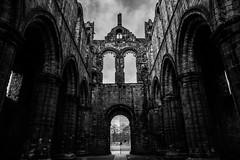 Kirkstall Abbey 7 (Phil Marsden Photography) Tags: blackandwhite abbey leeds kirkstall